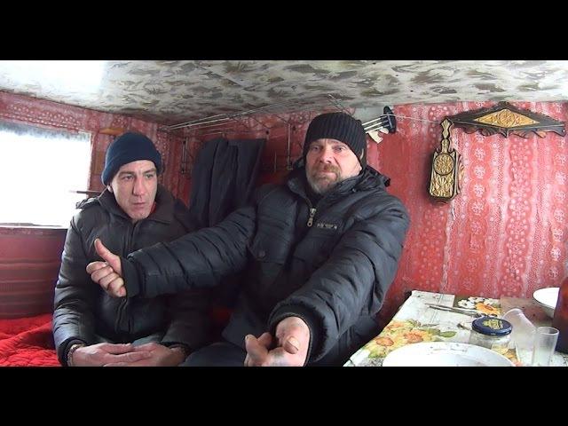 Жизнь Дяди Юры Жилище в поле Россия 2016 год
