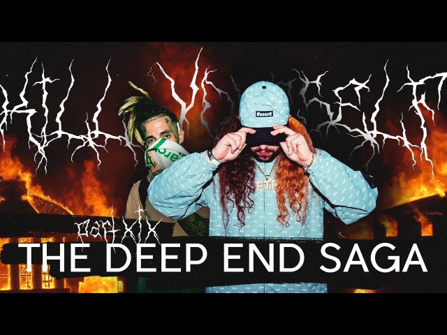 $UICIDEBOY$ - KILL YOURSELF PART XIX: THE DEEP END SAGA / ПЕРЕВОД ВСЕЙ САГИ