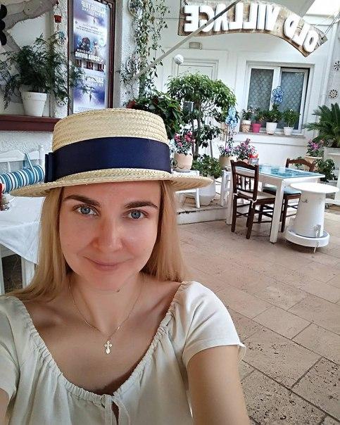 Московская журналистка Анна Шафран