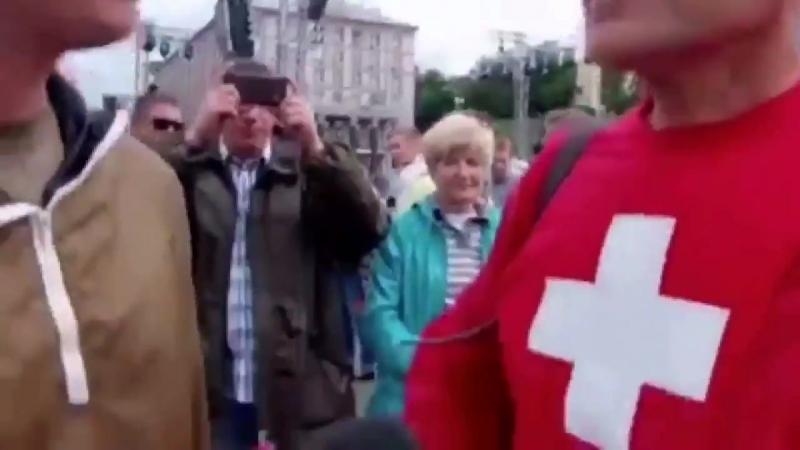 Линчевание гетмана Порошенко