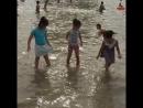 Река Урал и наши девочки гимнастки 🤸♀️