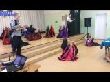 Цыганский танец.табор 8б