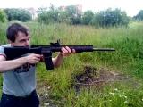 WE AWSS M16