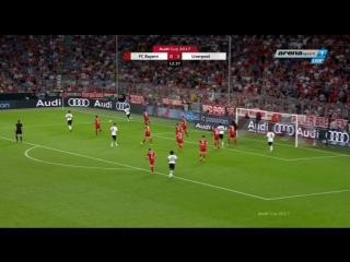 Бавария - Ливерпуль. Гол Мане