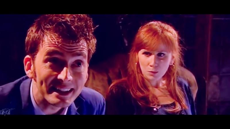 Doctor Who / Доктор Кто (Doctor Donna) - Never Let Me Go