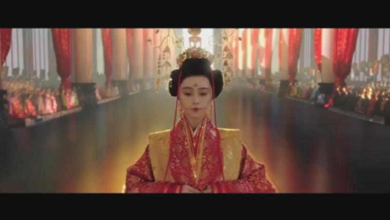 Леди Династии: Ян ГуйФей / Lady of the Dynasty (2015) рус суб.
