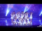 [Fancam] 170602 WJSN - Secret World Friends Music Festival @ Cosmic Girls