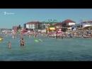 Как проходит отдых в Феодосии Крыму и Железном порту в Херсонской области
