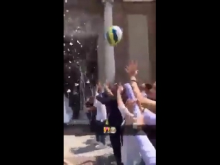 Идеальная свадьба волейболиста