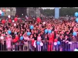 Концерт Анны Седоковой на Дворцовой площади — прямая трансляция