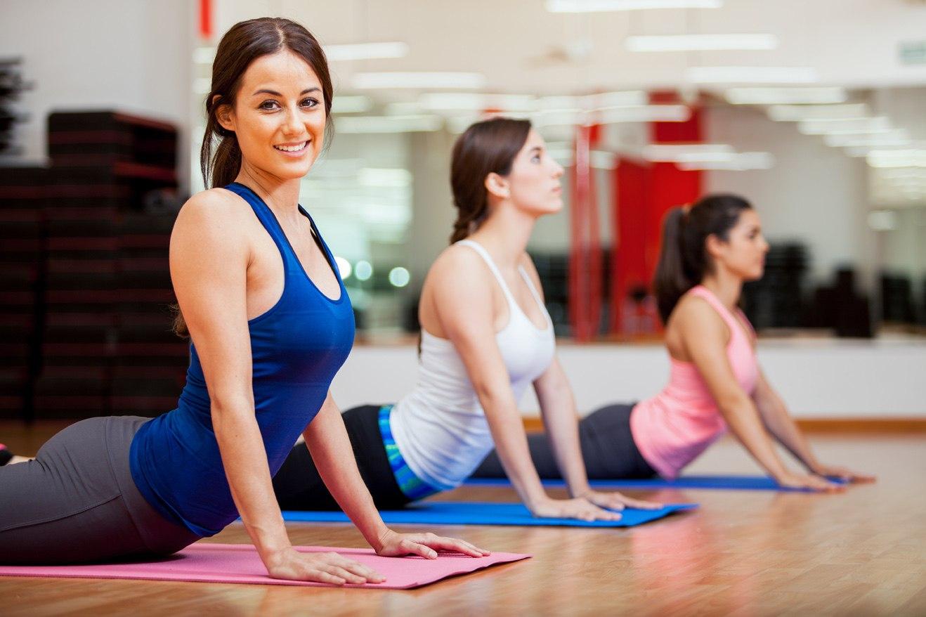 Йога и начинающий йог