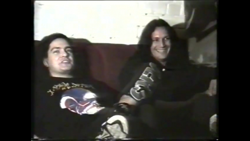 Prong - Live at Münster 10.10.1990 Interview