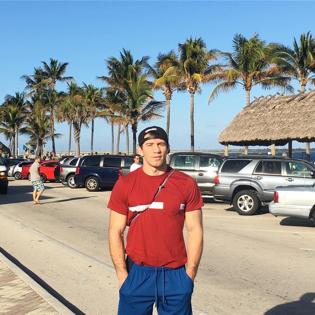 Султан Алиев в Майами