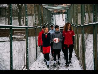 adidas. Москва -- футбол на улицах городов Кубка конфедераций 2017