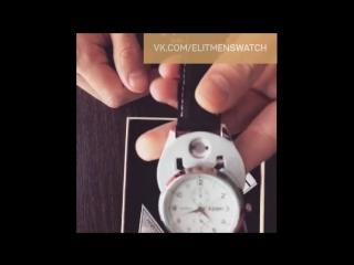 Элитные мужские часы зажигалка