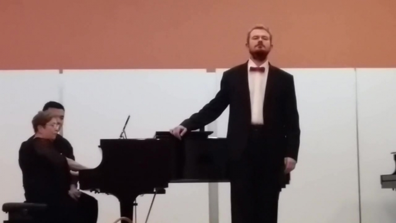 Мастер-класс контр-тенора Консона Григория Рафаэльевича. 26.10.2016
