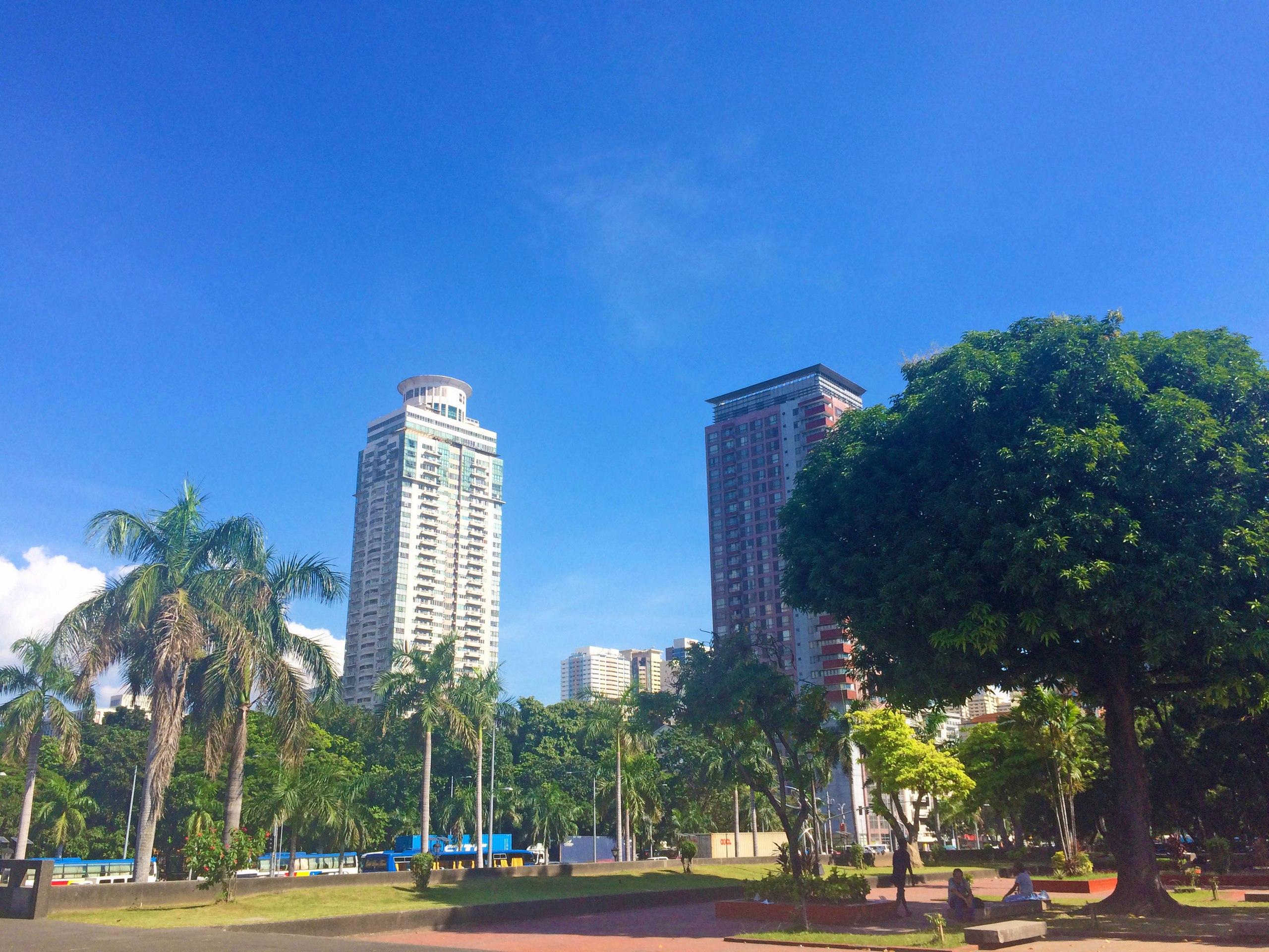 Путешествие к далеким берегам: Манила, Легазпи, Ослоб, Эль Нидо