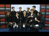 [VIDEO] 170513 EXO XIUMIN @ IHeartRadio Exclusive Interview backstage