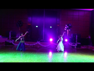 He Ritz Carlton Almaty Happy new year 2017 Сая Мөлдір восточный