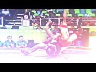 Greco-Roman wrestling // NG