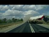 Авария на трассе Сызрань - Саратов