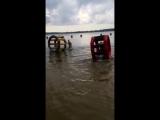 Беличье колесо на воде