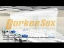 Текстильные воздуховоды Durkeesox со 100% воздухопроницаемостью