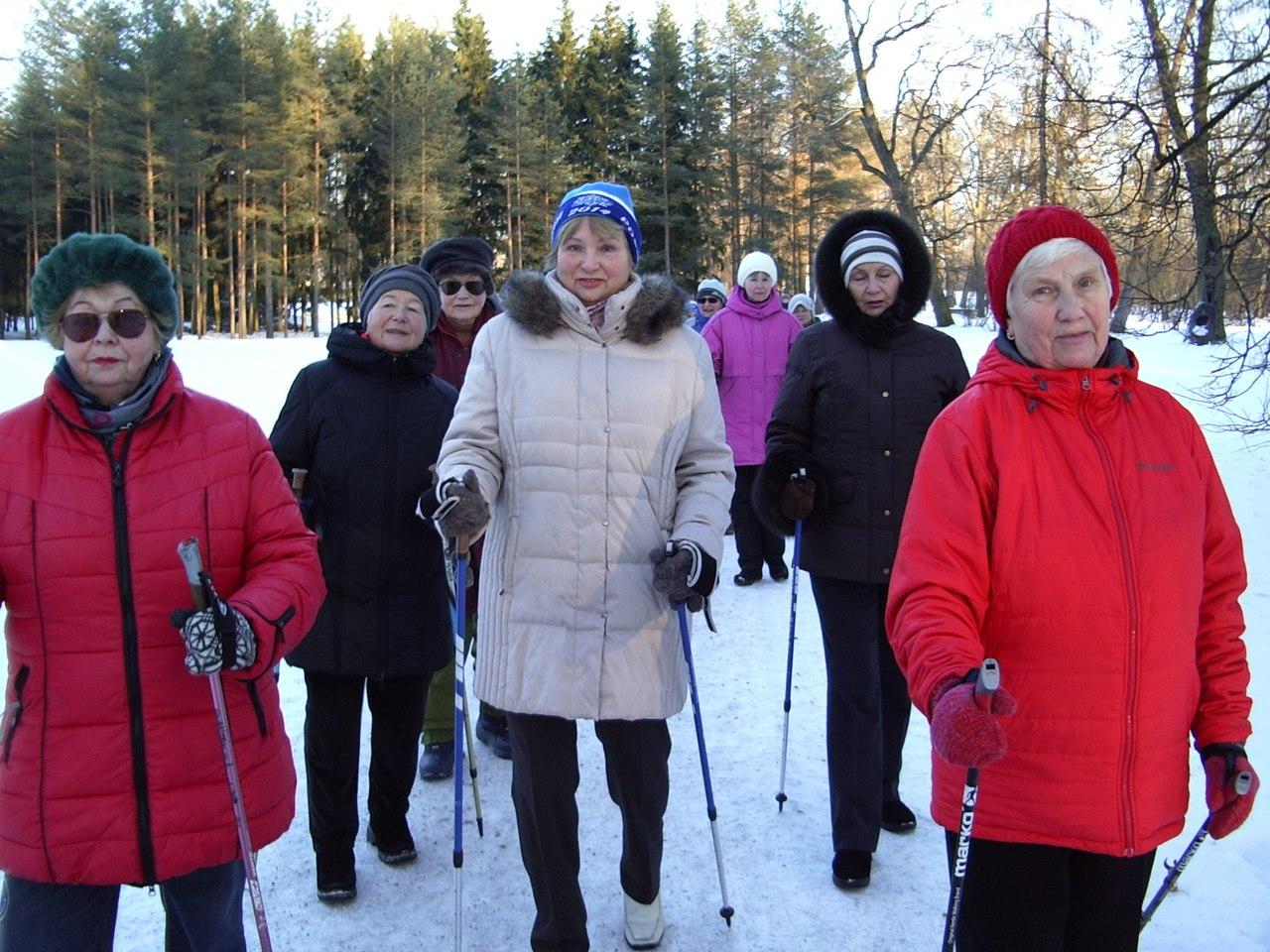 10 сентября 2016 года. Группа Скандинавской ходьбы «Возрождение»