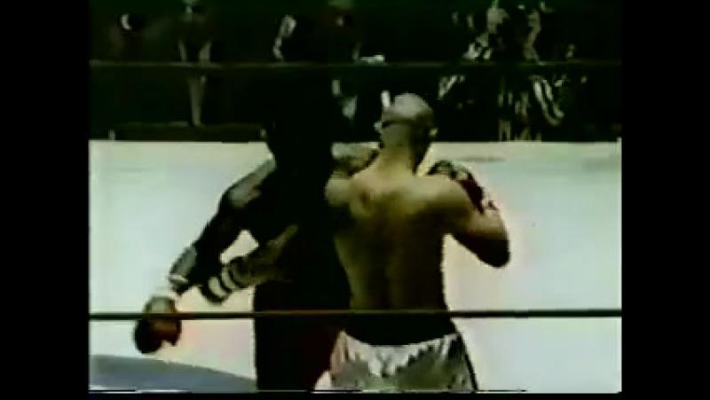 1972-05-11 George Foreman vs Miguel Angel Paez