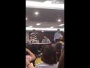Junhoe singing Hong Kwang Hos This Is The Moment