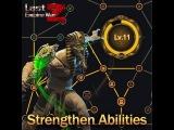 Last Empire War-Z : Как быстро прокачать свой уровень усиления способностей в оазисе.
