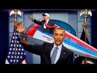 Какое наследство Обама оставил Трампу? 20.01.2017
