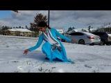 Dance on Snow - Kathak
