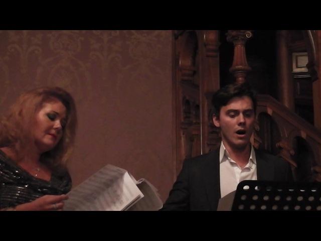 💃 Мария Людько(сопрано), Алан Саровойтов(баритон) и Татьяна Польская(фортепиано) ♫ «Автографы друзьям» 2017