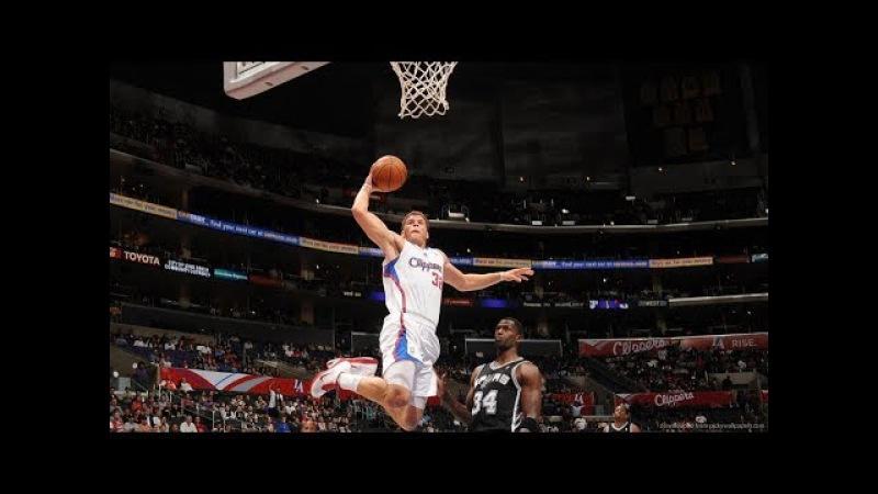 NBA Halfcourt Alley-oops