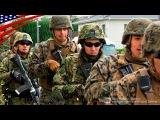 日米共同「警護出動」訓練・陸上自衛隊&米海兵隊 キーン・ソード2017 - US Marines