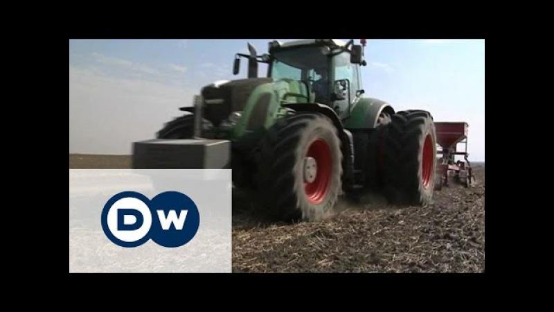 Як німецькі технології стають у пригоді українським аграріям