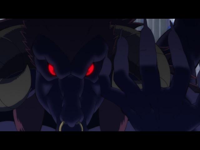 Маги:Приключение Синбада - 6 серия
