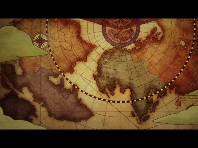 Маги:Приключение Синбада - 11 серия