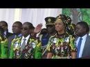 Грейс Мугабе поедет домой