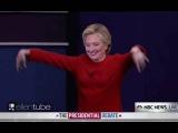 Трамп и Клинтон танцуют калинку-малинку!