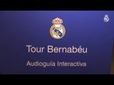 El Real Madrid y Microsoft presentan la audiogu