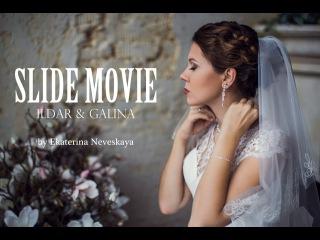 Slide Movie. Ильдар и Галина. Фотограф Е.Невеская.
