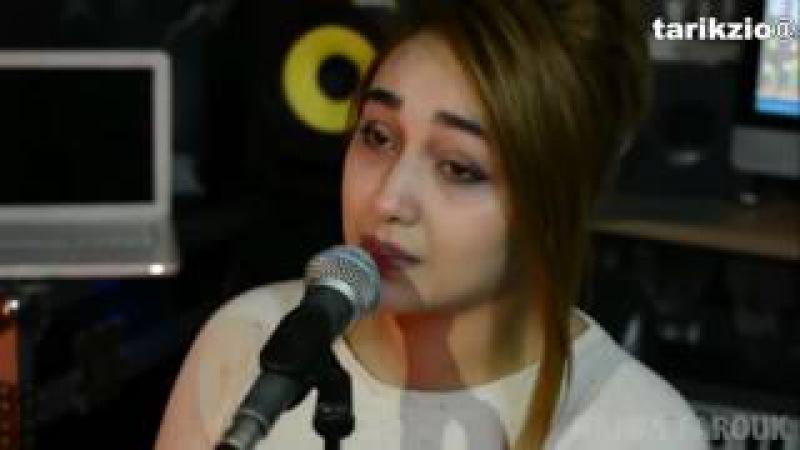 Harika Arapça Slow Şarkı - Najwâ Fârûk - Mevcu Galbî - موجوع قلبي ( Türkçe Altyazılı )