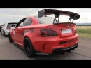 550HP BMW 1M HPT Stage 3 vs BMW M4 F82 vs Mercedes-AMG GTS