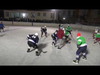 Хоккей ДЮШС-Дорожное управление