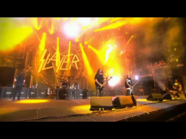 Slayer Wacken 2014 - 15 South of Heaven