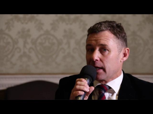 Tom Kristensen Royal Automobile Talk Show in association with Motor Sport