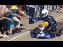 Karting drift-donuts. Мини картинг-шоу в Гродно