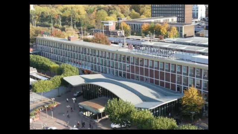 Electronic Cities Alex M.O.R.P.H. present Bochum (Germany)